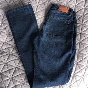DL1961 Grace straight stretch jean